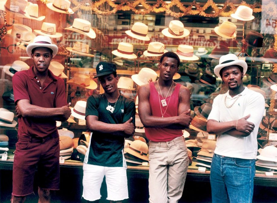 Photography by Jamel Shabazz from Back in the Days