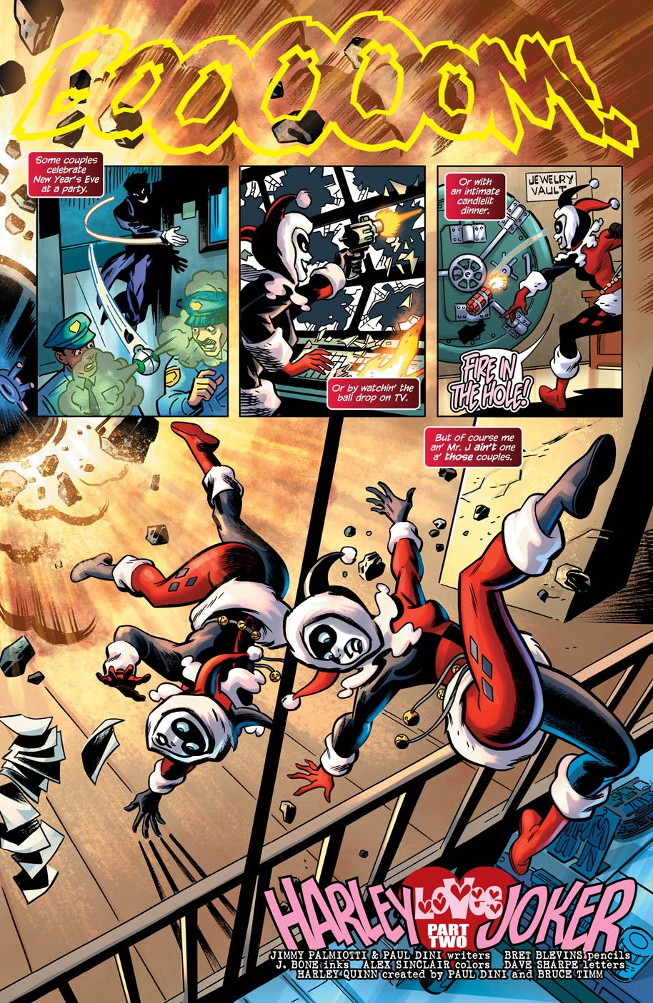 Harley Quinn 18 page 15