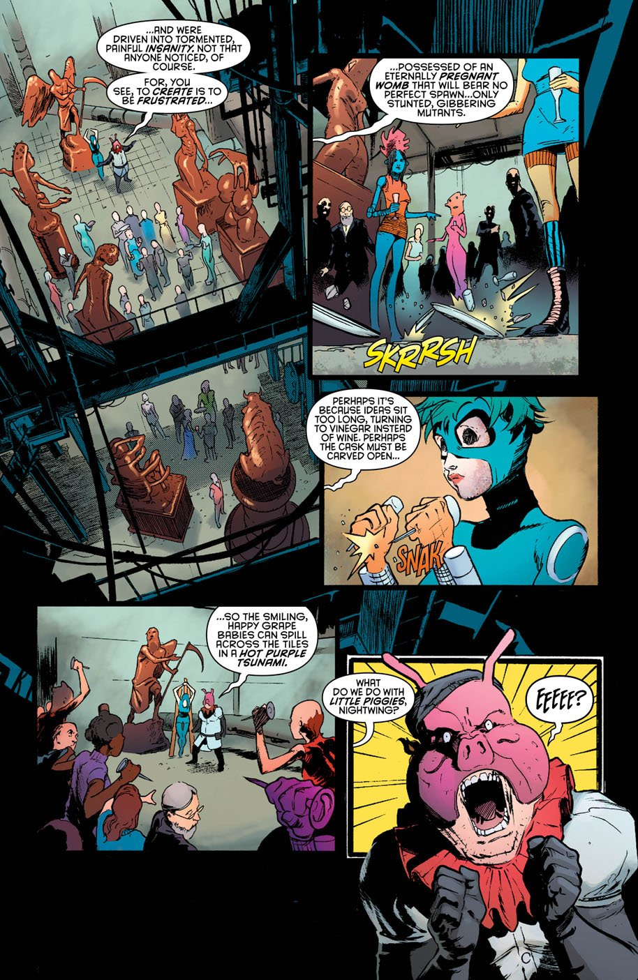 Nightwing 18 page 2