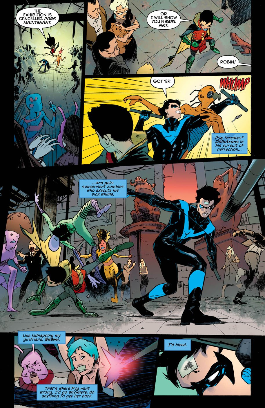 Nightwing 18 page 4