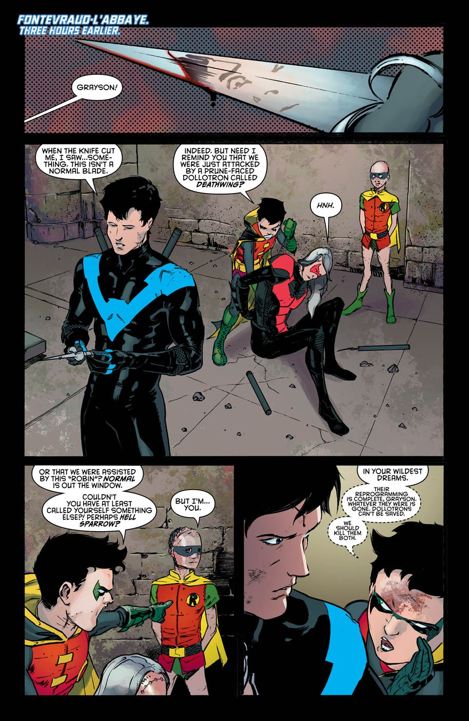 Nightwing 18 page 5