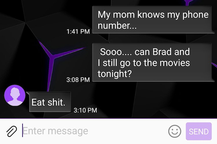 wrong number text13