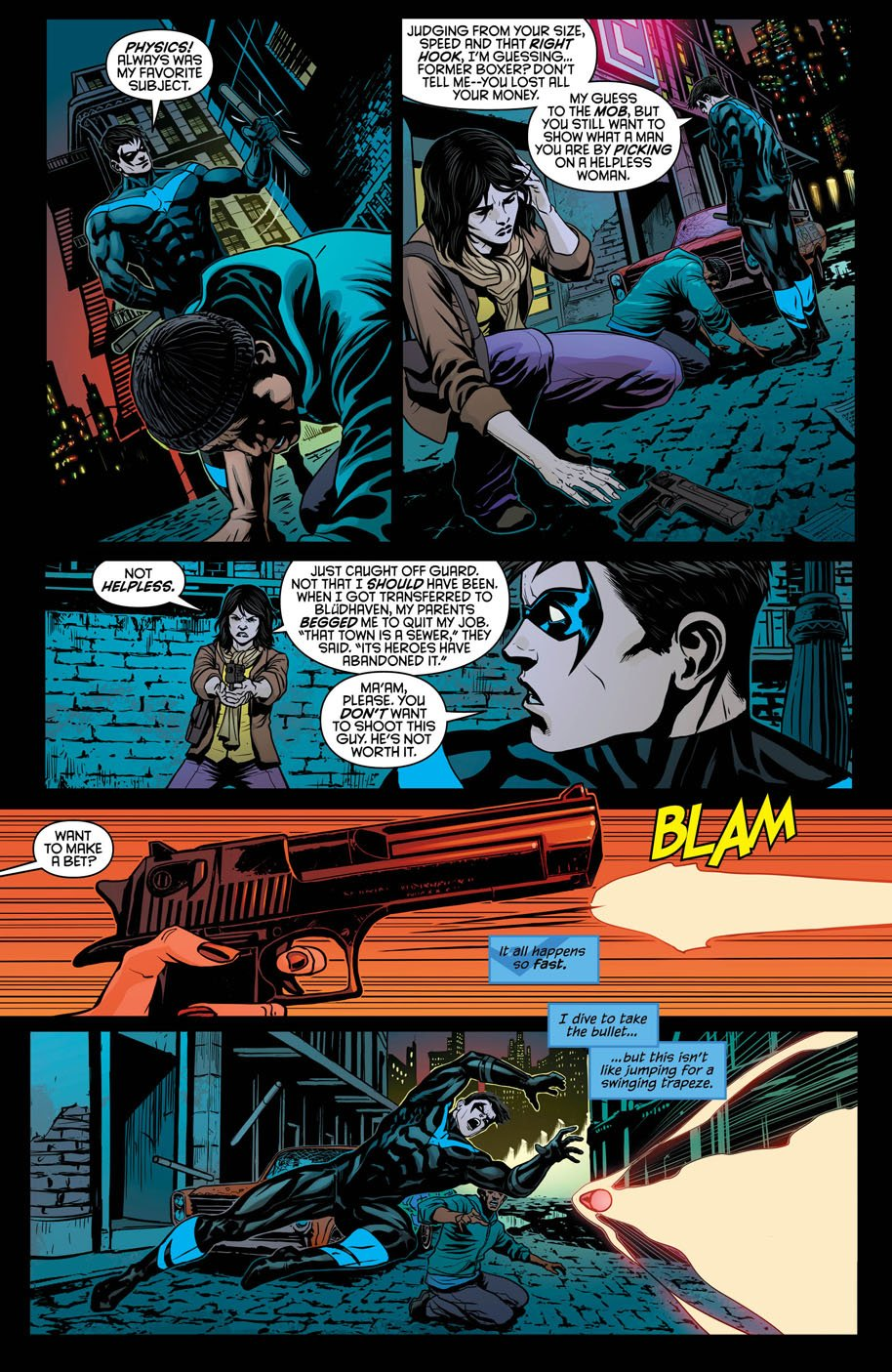 Nightwing 21 page 3