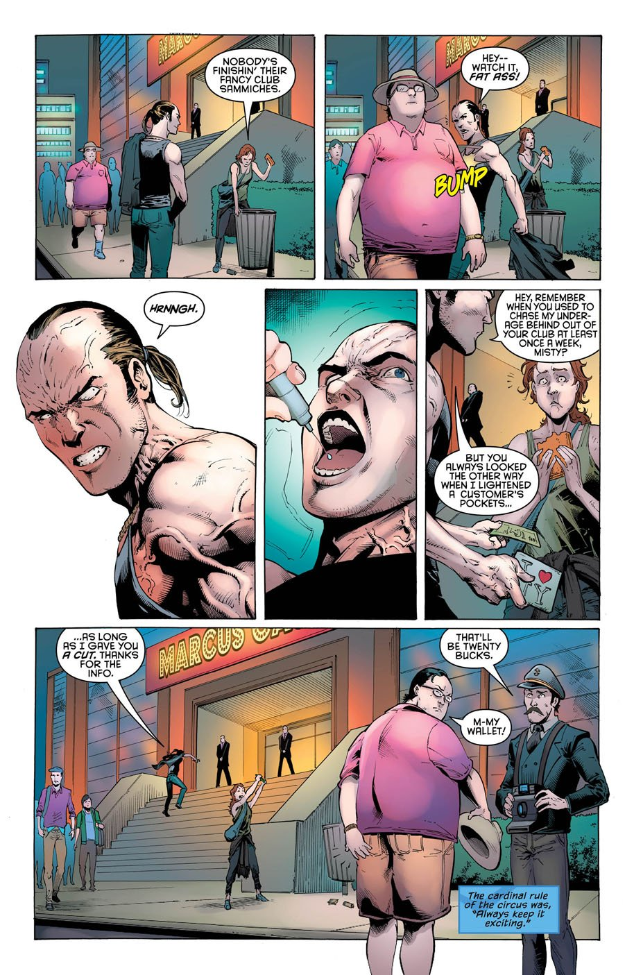 Nightwing 22 page 2