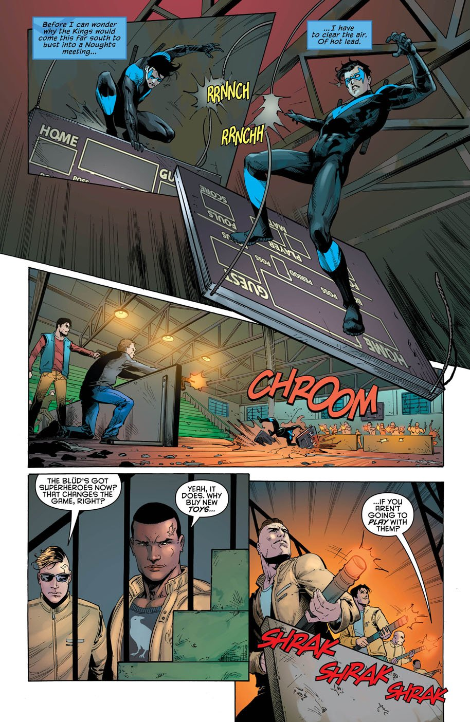 Nightwing 22 page 4