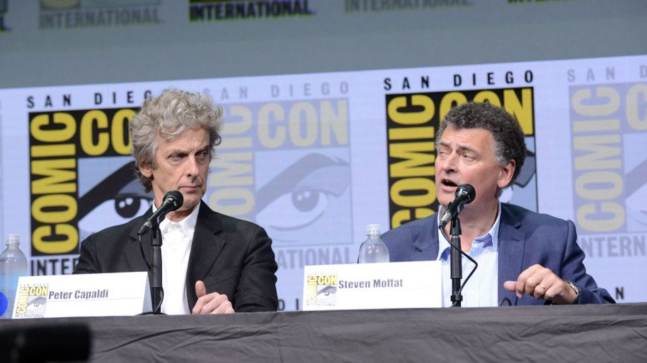 Steven-Moffat-Doctor-Who-Sexism-Jodie-Whittaker-Peter-Capaldi