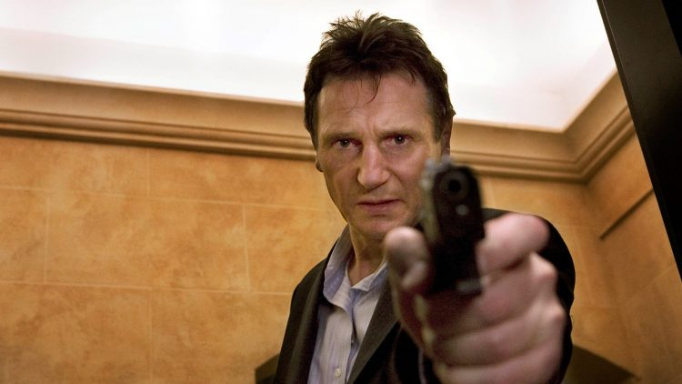 Liam Neeson Taken Quotes Collection