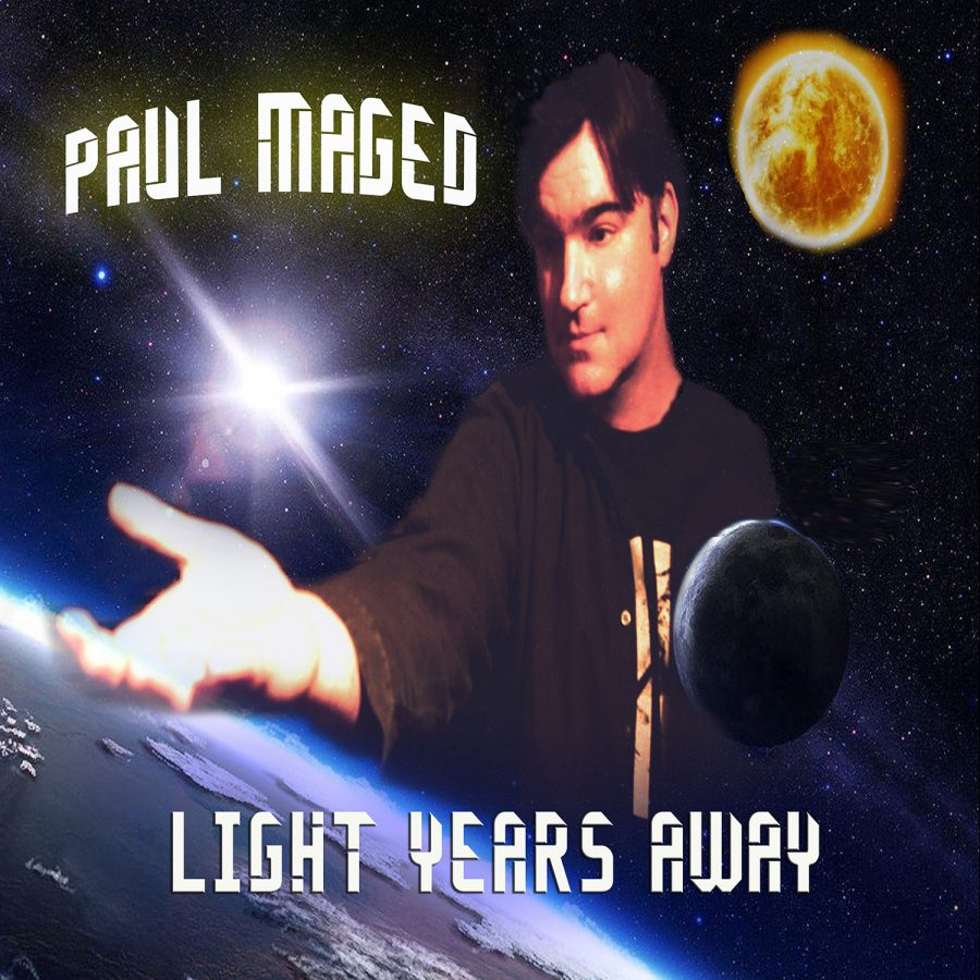 Paul Maged Light Years Away Cover Art1