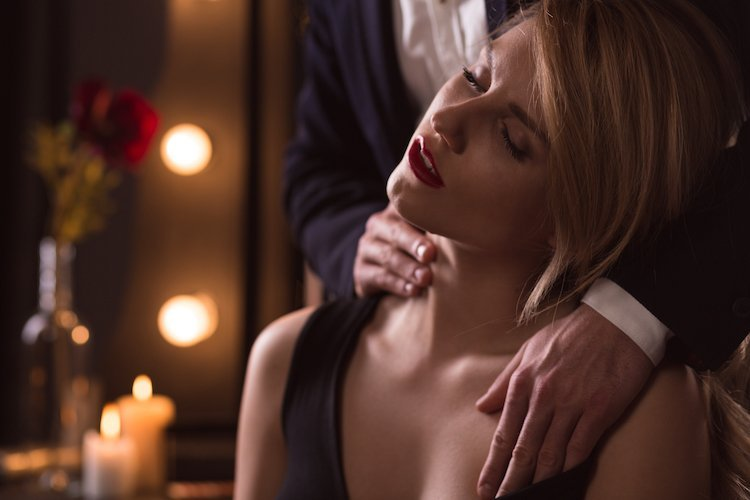 The Very Delicate Art Of Choking Your Loved Ones Neck