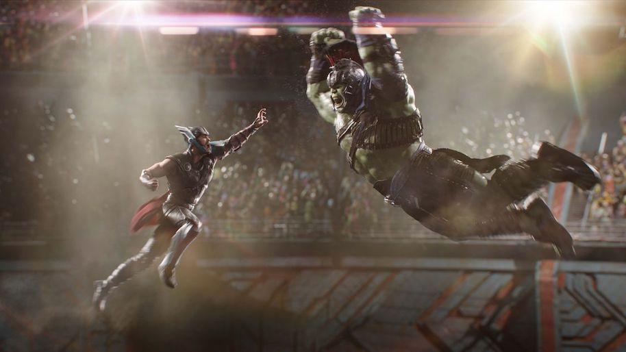 marvel movies outperform dc study