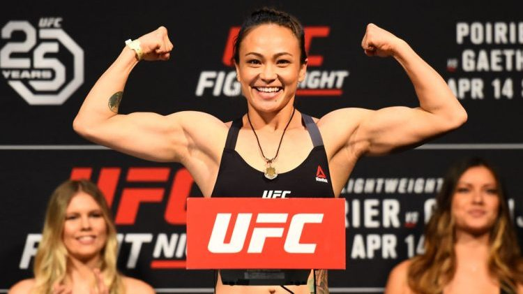 5 Things You Should Know About Ufc Fighter Michelle Waterson You can find videos of other fights here watch ufc fight and event videos. ufc fighter michelle waterson