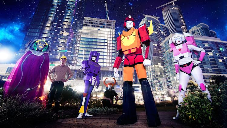 Transformers Band