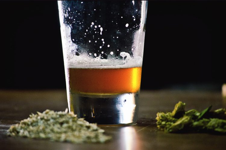 Beer and Cannabis