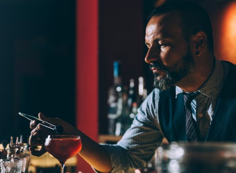 Cocktail infusions