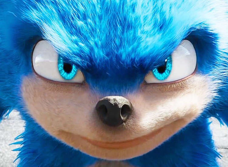The Live Action Sonic The Hedgehog Movie Is A Cgi Dumpster Fire