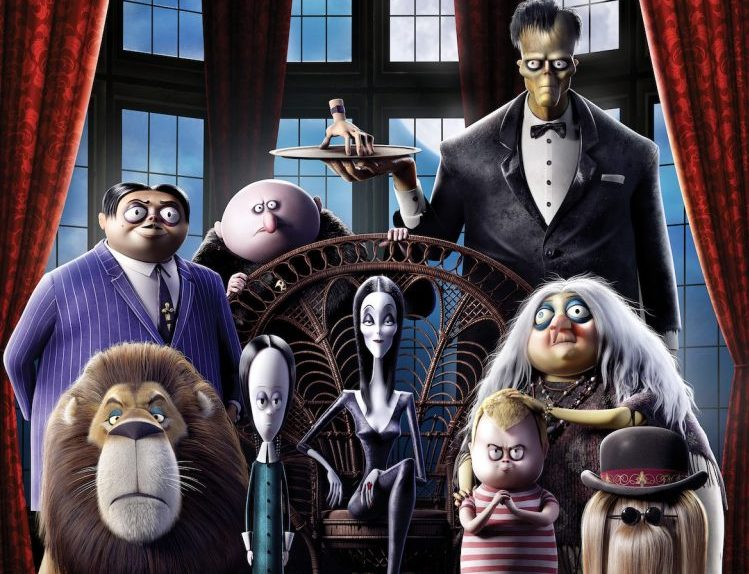 Addams Family trailers