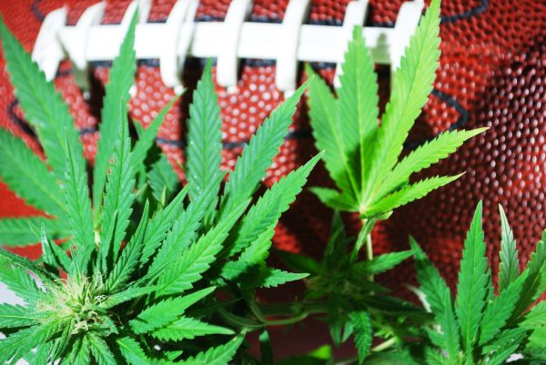Super Bowl weed