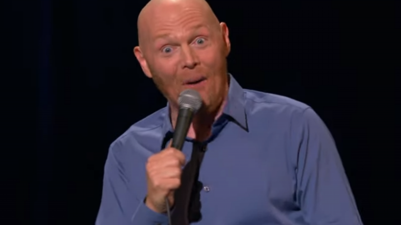 Social Distance Comedy Upset Woman Drives Out Of Bill Burr S First Set Back After Heckling Out Her Car Window Apparently Couldn T Take The Heat