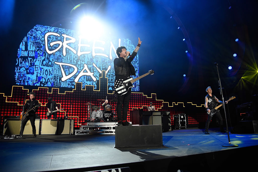 Green Day (Since 1986)