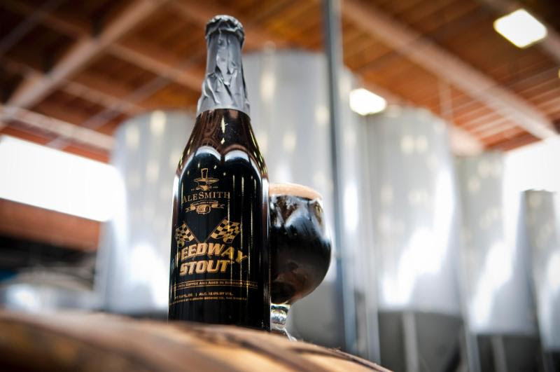 Alesmith Barrel-Aged Speedway Stout