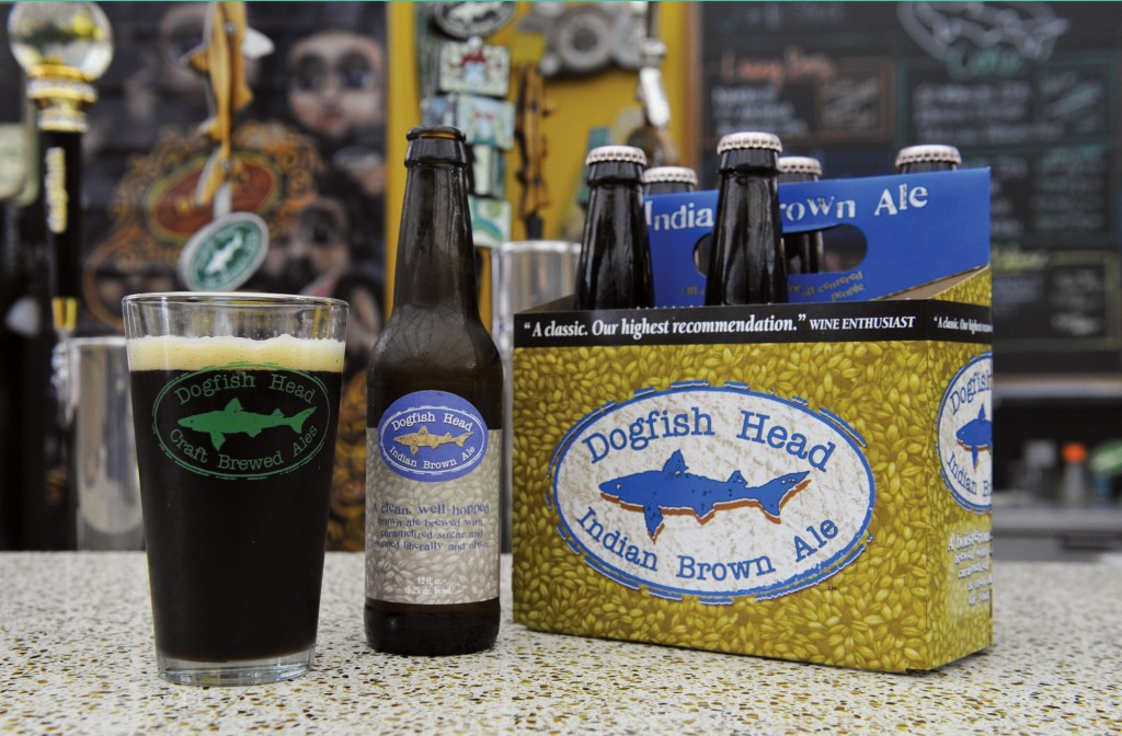 8. Dogfish Head Indian Brown