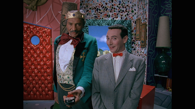 4. Pee-wee's Playhouse Ushered In Diversity In Television