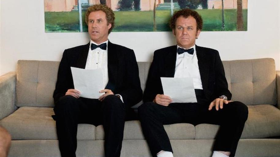 2. Step Brothers