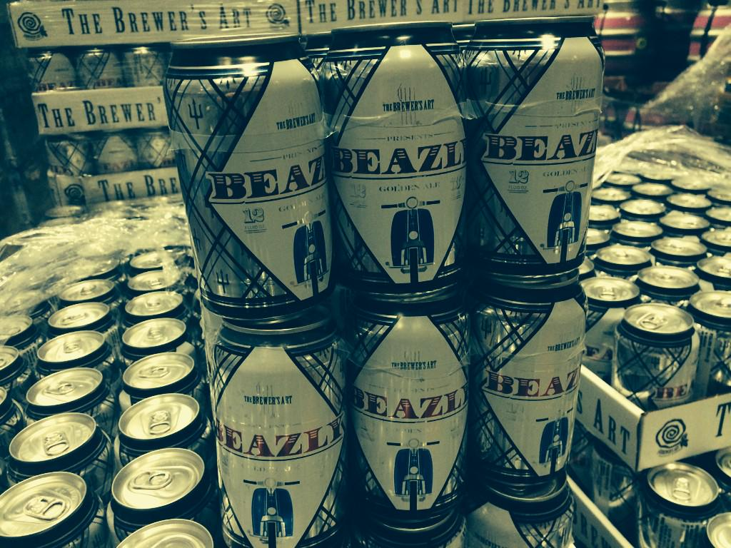 The Brewer's Art Beazly