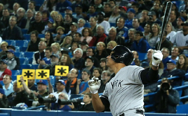"""10. ARod Claims He Is A Witch -- The """"Aroid"""" Signs To Go With It"""
