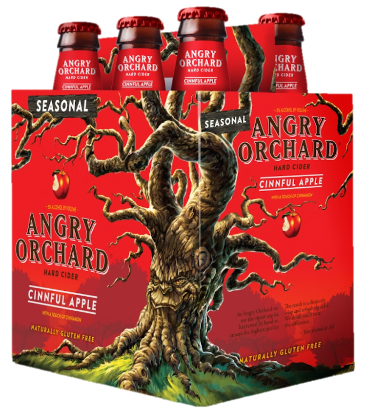 Angry Orchard Cinnful Apple