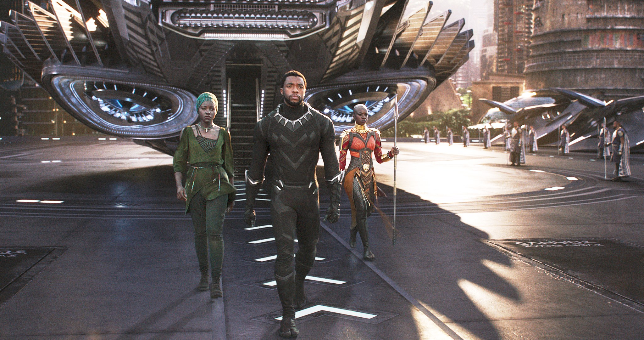Why 'Black Panther' Is the Most Important Superhero Movie to Hit So Far
