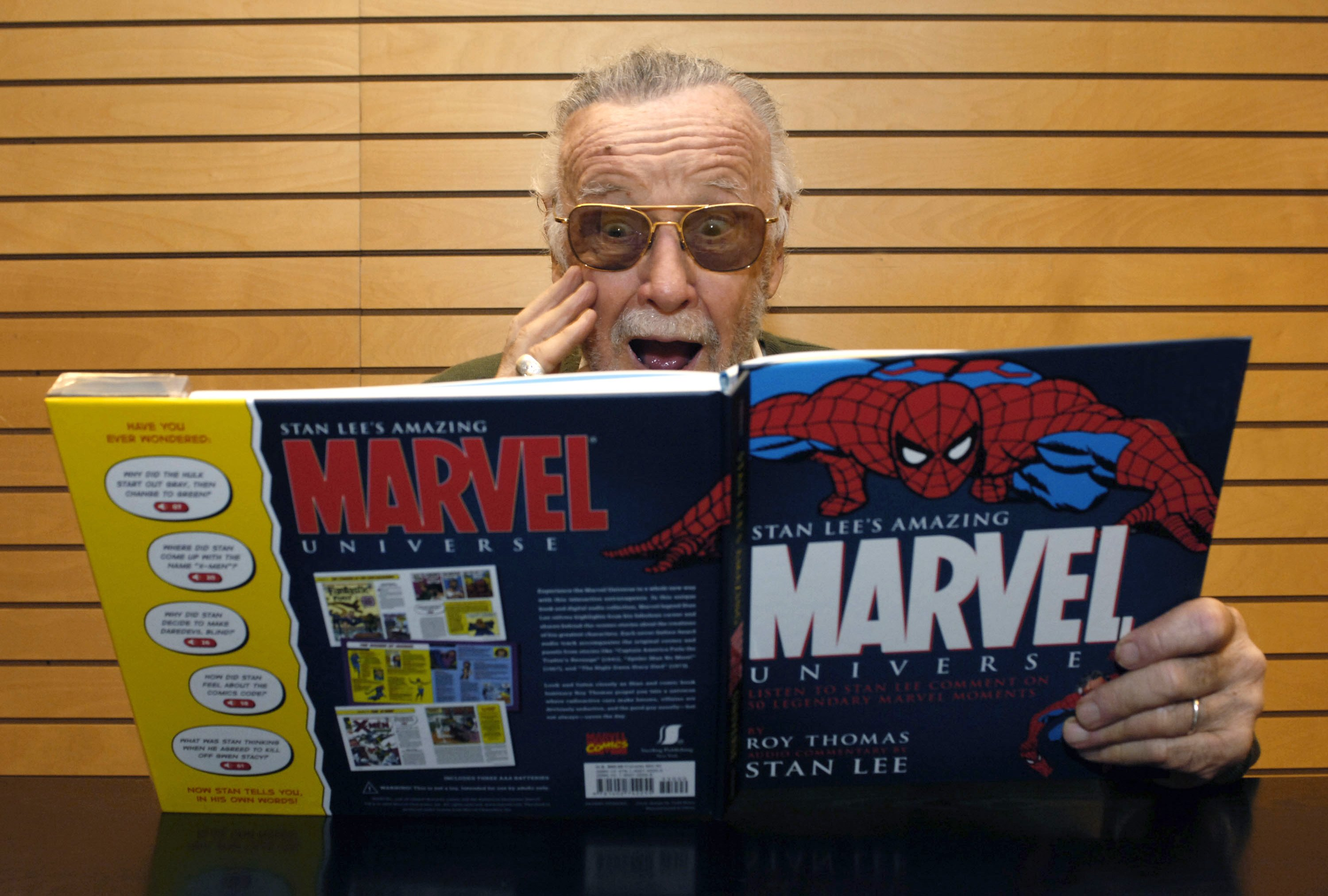 5 Little-Known Facts About Stan Lee, Grandfather of Marvel Comics
