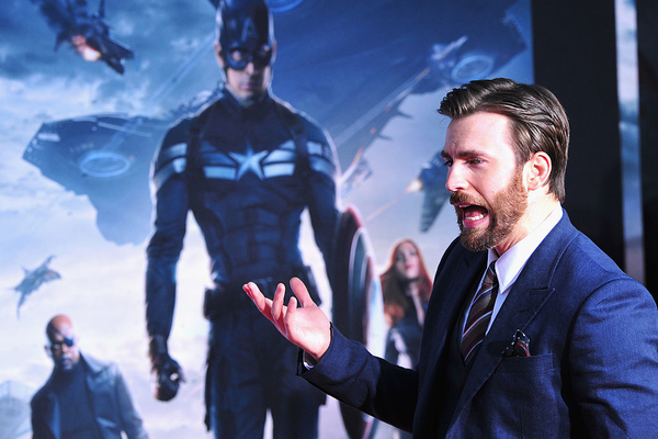 That's America's Dick: Chris Evans' NSFW Nude Photo Proves He'll Do Anything to Get Your Attention About the Importance of Voting