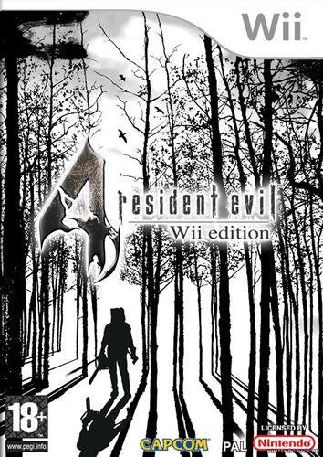 Resident Evil 4: Wii Edition (2007)