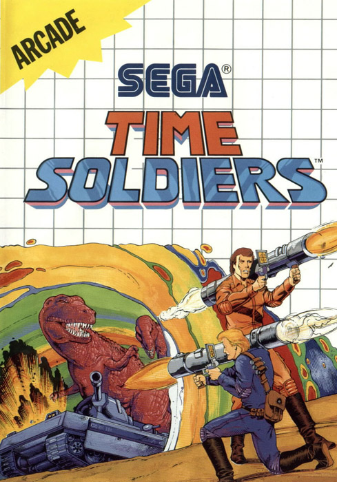 Time Soldiers (1989)