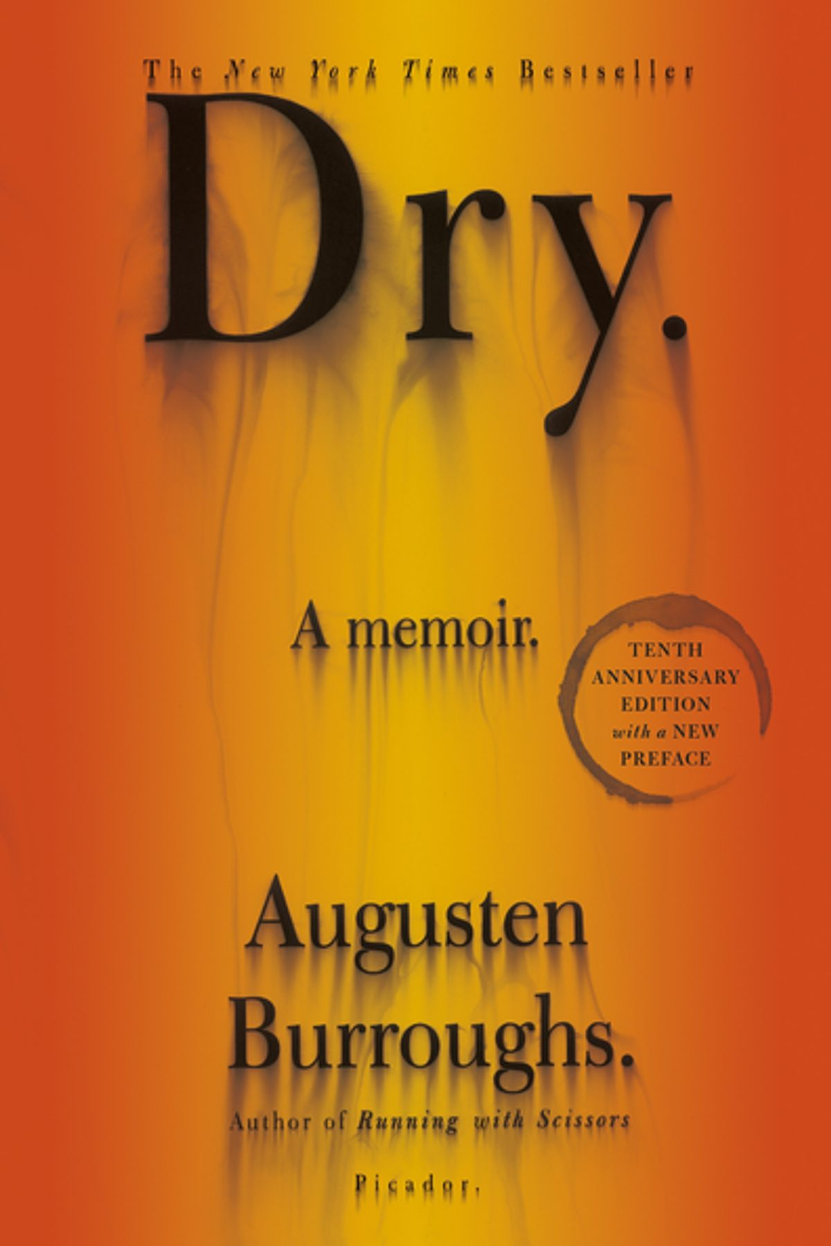 'Dry' by Augusten Burroughs