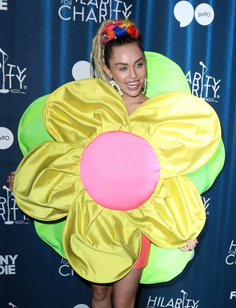 James Franco's Bar Mitzvah - Hilarity For Charity's 4th Annual Variety ShowFeaturing: Miley CyrusWhere: Hollywood, California, United StatesWhen: 18 Oct 2015Credit: FayesVision/WENN.com