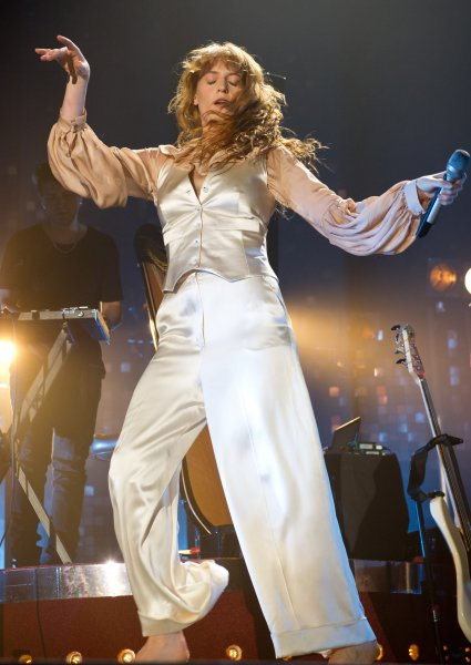 Florence and the Machine performs live at Alexandra Palace in LondonFeaturing: Florence WelchWhere: London, United KingdomWhen: 22 Sep 2015Credit: WENN.com**Not available for publication in France**