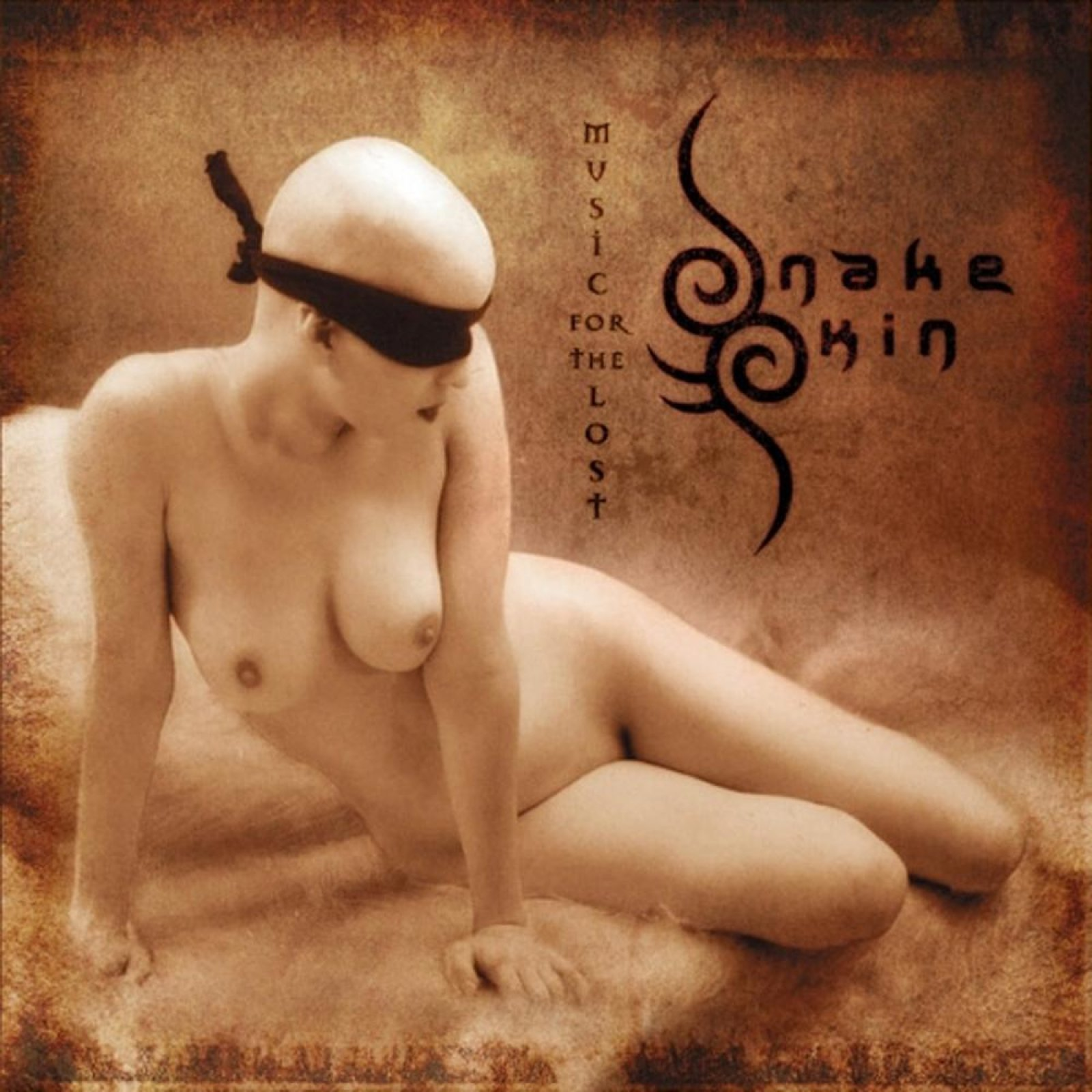 'Music For the Lost' - Snakeskin