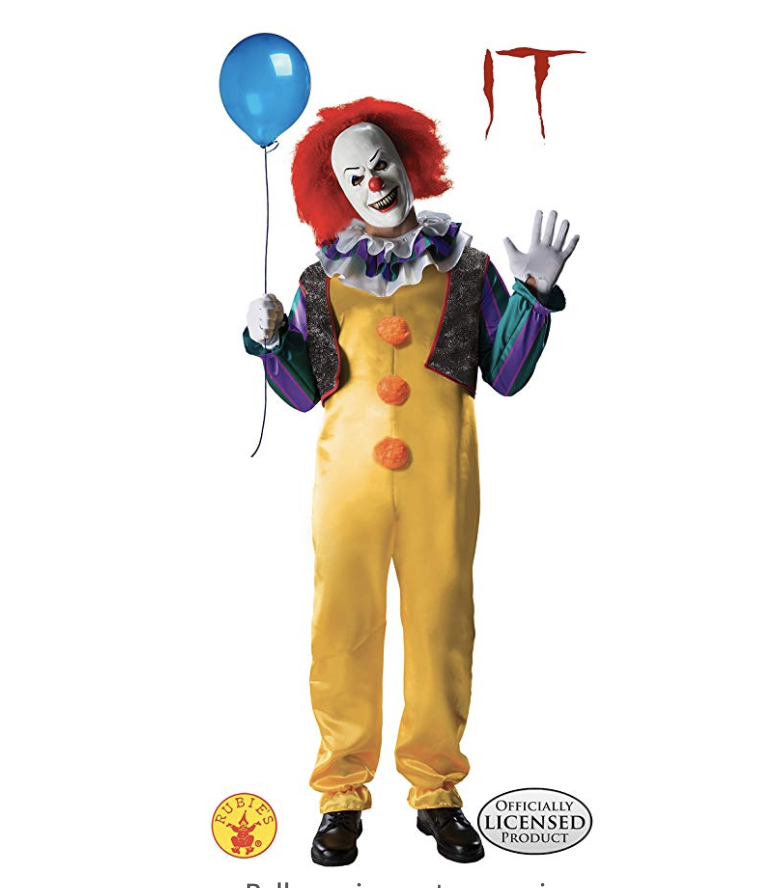 Rubie's 'IT' Pennywise Costume