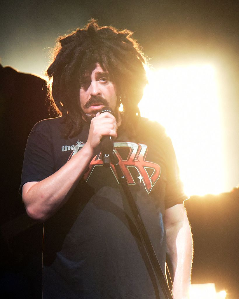 Adam Duritz (Of Counting Crows)