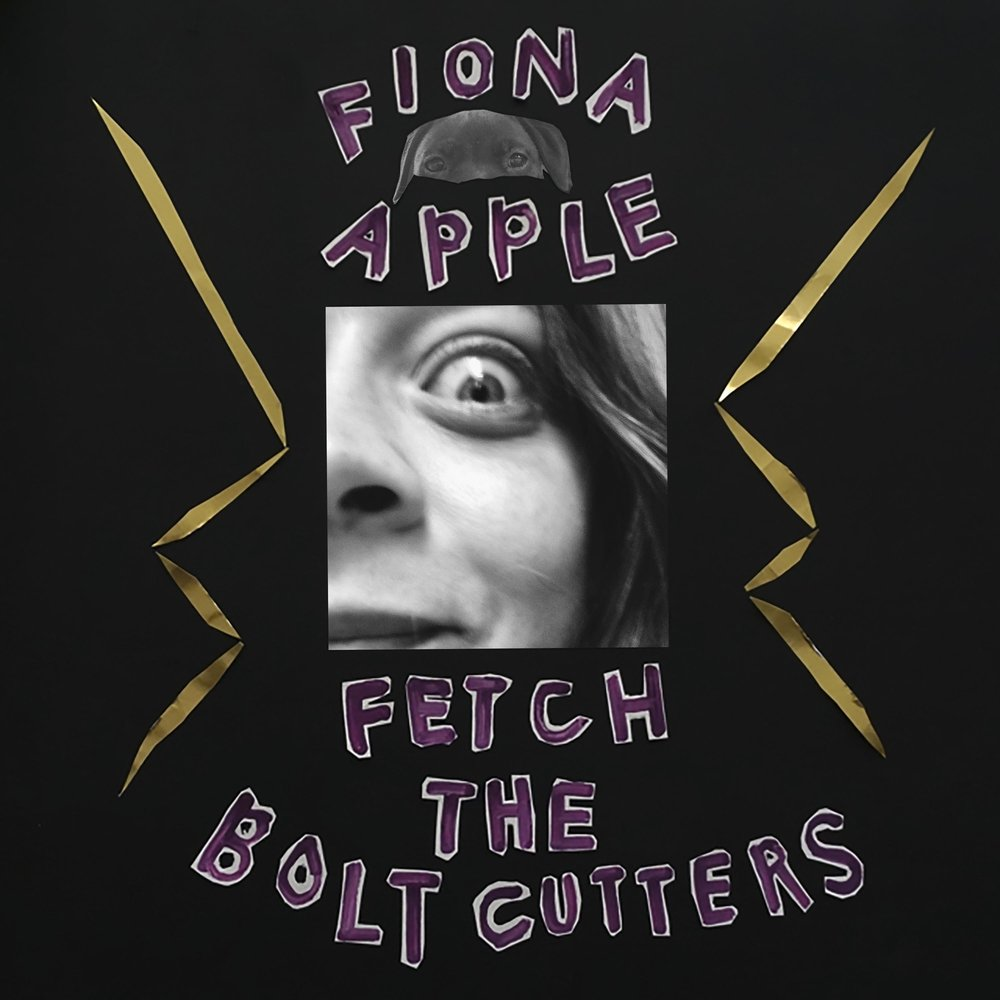 9. Fiona Apple 'Fetch the Bolt Cutters'
