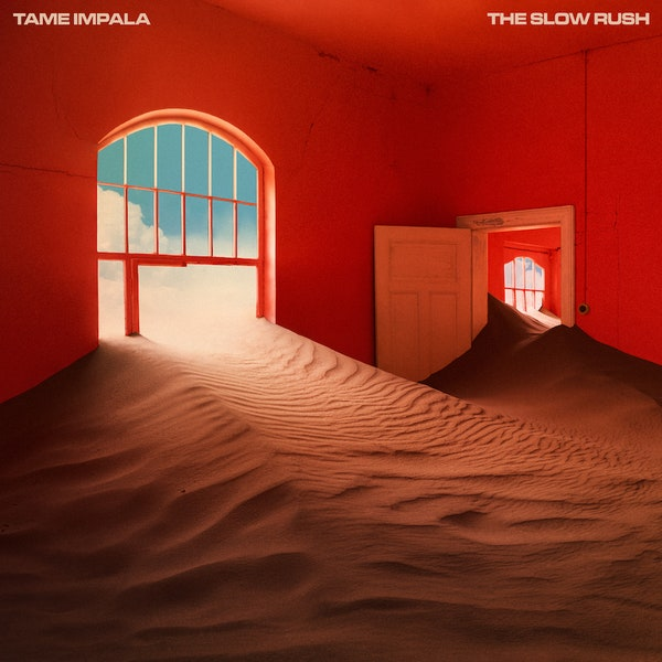 3. Tame Impala 'The Slow Rush'