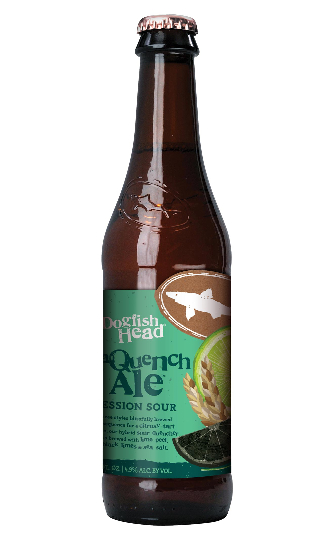 Dogfish Head SeaQuench and Steamed Mussels