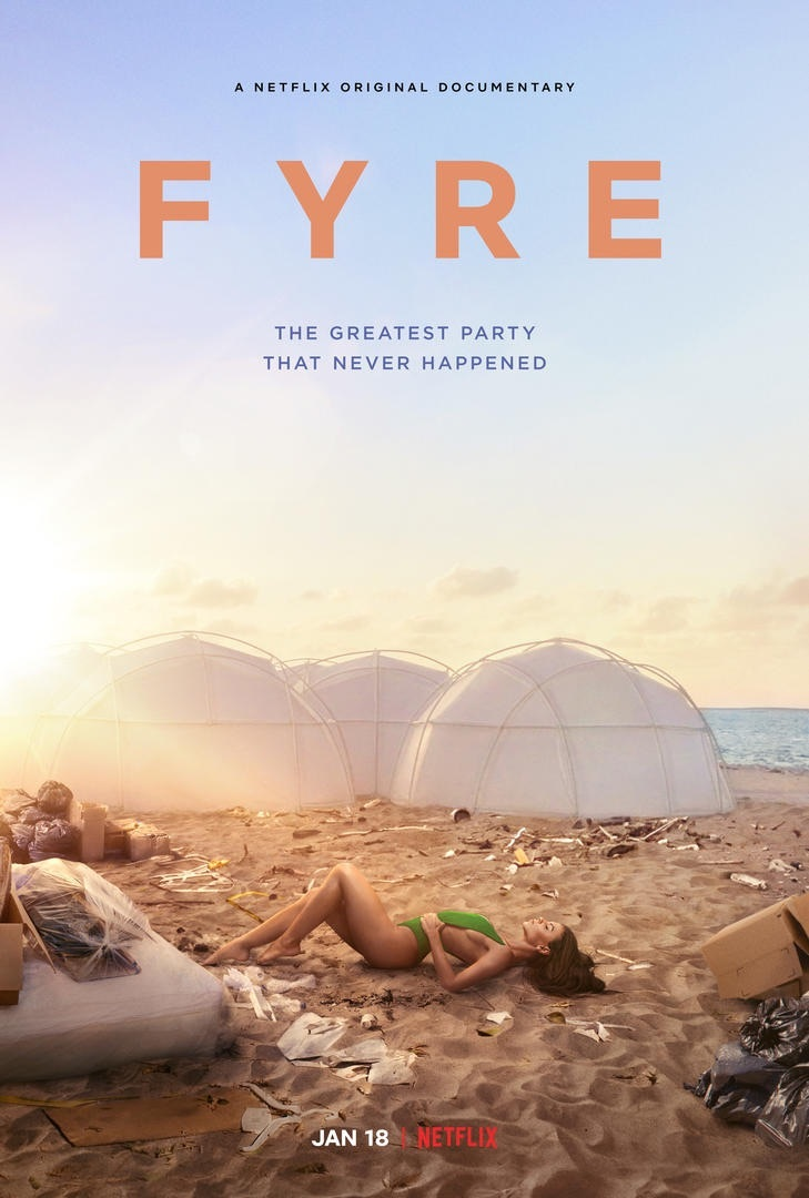 10. 'Fyre: The Greatest Party That Never Happened'