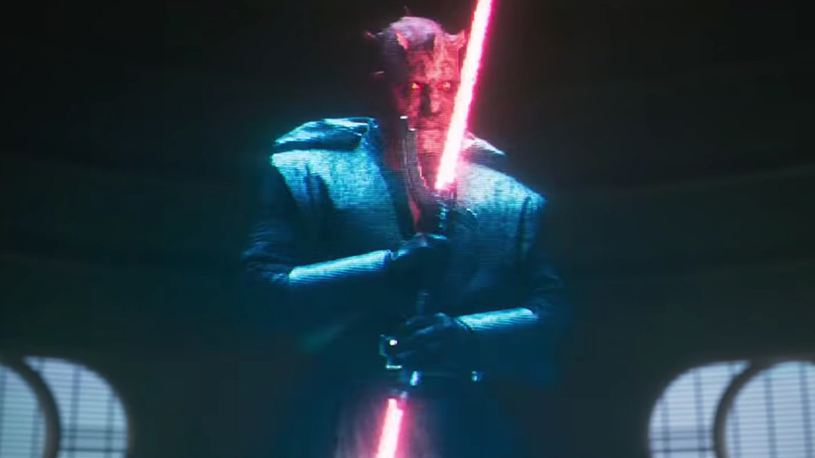 Ray Park as Darth Maul in 'Solo: A Star Wars Story'