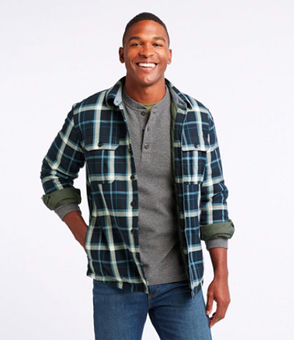 Shirt that can be a jacket: