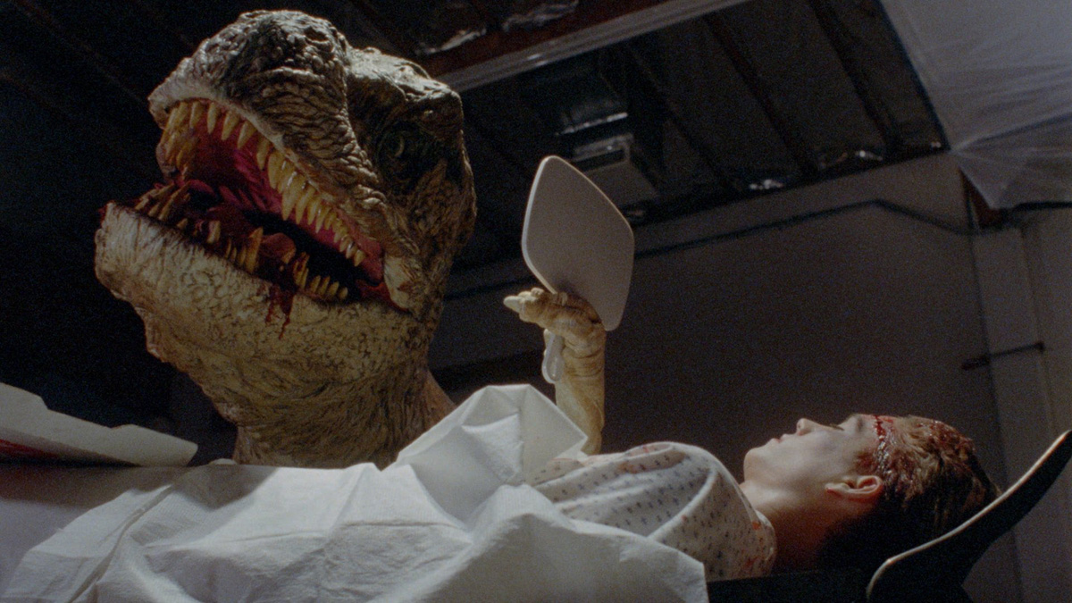 'Tammy and the T-Rex'