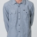 RVCA Coyote Flannel Long Sleeved Shirt