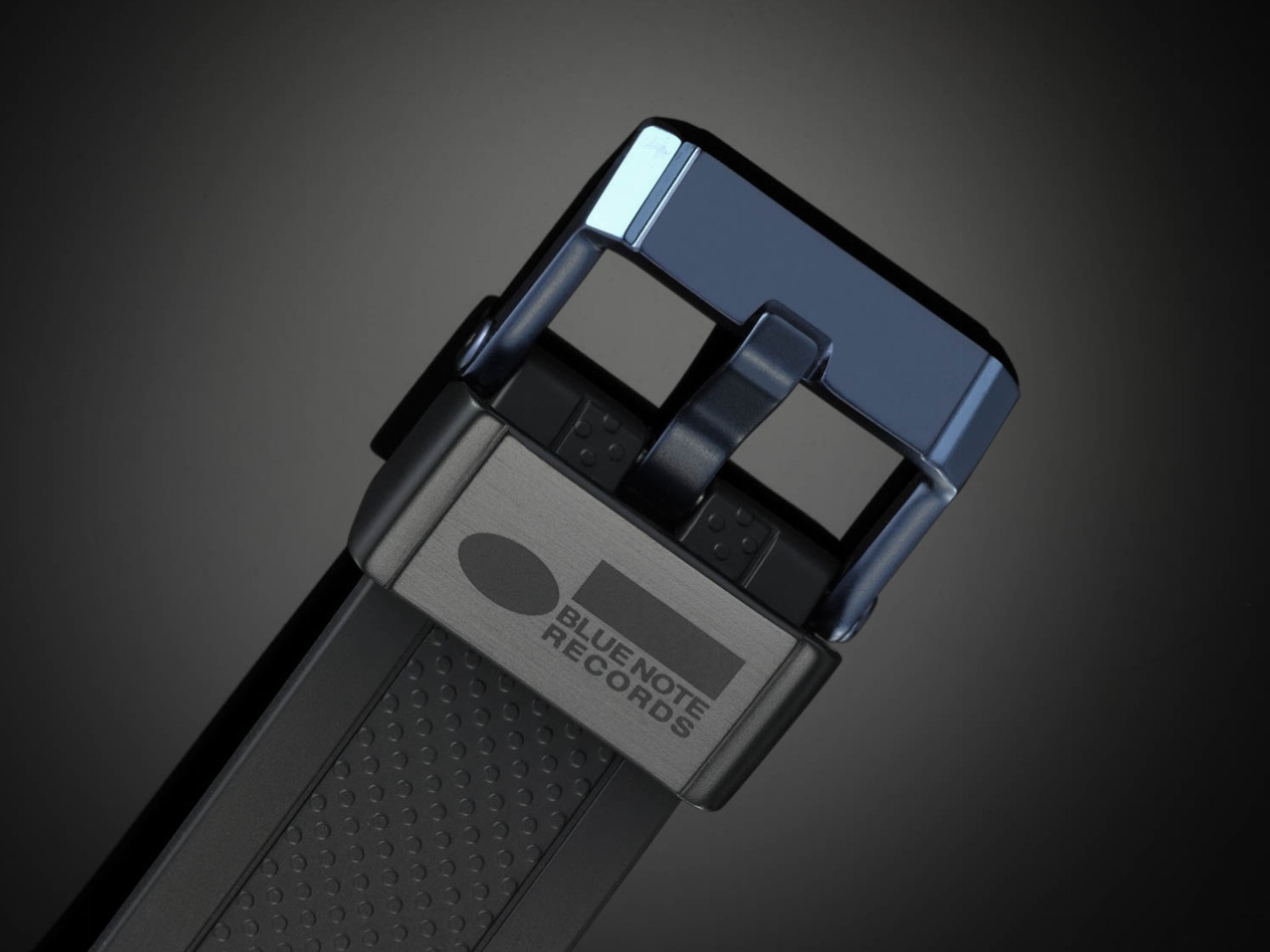 G-Shock X Blue Note Records' Watch Buckle